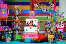 Kenzie's first bday / by Stacy Lampley