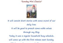 "Announcing: ""Sunday Mini Classics"": Every Sunday"