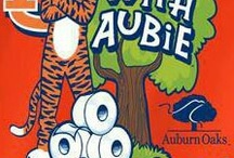 WAR EAGLE / by Toni Smith