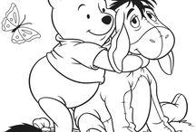 Winnie et Bouriquet