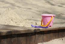 Hübsche Sandkästen / Sandkasten und Sandkisten :)