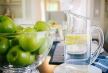 Gorgeous Glassware / Simon Pearce Collaboration / by Fashionable Hostess