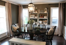 Formal dining room / by Nicole Garvey