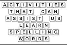 Spelling / by Kim Seaford