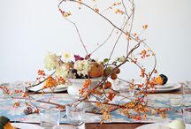 Table decorations / DIY table decorations
