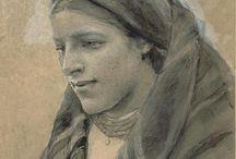 Ludwik de Laveaux (1868 - 1894) / sztuka