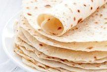 Tortilla,placki
