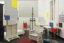 Artist's Studios / From Mondrian to Matisse. The creative spaces of creative minds. / by Tate Gallery