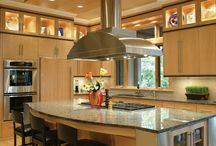 Your Dream Kitchen / Ready to have Christopher Lee & Company Fine Homes start the plans for your ultimate dream home? Check out these ideas for dream kitchens to create the home of a lifetime!