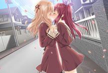 Yuri anime~