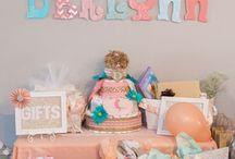 Deklynn's Blooming Baby Shower