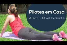 Pilates, Yoga e Exercícios