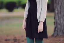 Outfit inspiration / Stuff I have and can piece together  / by Carrie Newton