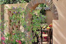 Courtyard / exterior