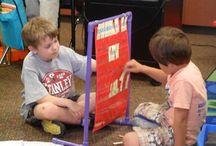 First Grade ELA Centers