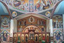 orthodox monasteries & churches