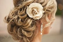 Wedding hair / Hair