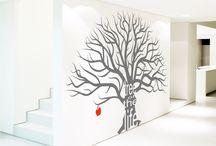 Decoración con Vinil / Ideas para el hogar de recorte de vinil, todo esto y más lo puedes hacer con nosotros.