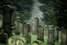 Old Tombstones / by Pam Pintarelli