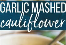 Cauliflower sides
