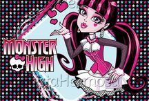 ♥Monster High♥ / by Tarjetas Imprimibles