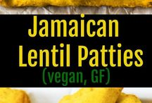 jamaican lentil patties