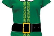 elf costume christmas