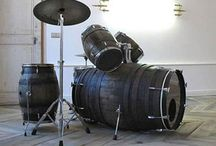Upcycled instruments