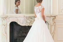 Esküvő - Kedvenc menyasszonyi ruhák
