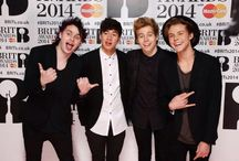 5 Seconds Of Summer / My Aussie babies, who I love so dearly and they make me happy everyday! :)  / by Jilly