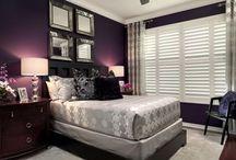 violettiseinä