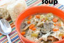 Soup / by Andrée-Anne Duchesne