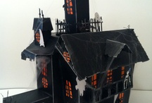 halloween house craft