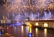 Christmas in Italy / On any given day, Italians turn meals into mini-celebrations or fiestas. During special occasions, they really turn things up. If you want an unforgettable start to 2016, start your New Year in Italy; New Year in Venice is full of magic and splendor with fireworks lighting up the Grand Canal. Discover more on exploreitaly.com