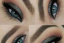Make Inspiration / inspiração de maquiagem, tutorial de make