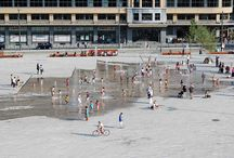 Urban waterobjects