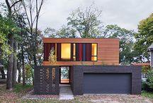 Contenair House