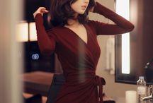 Yoon Sun Young - 윤선영 / #Korian #model #milkcocoa