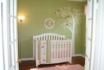 nursery ideas / by Esther Gary