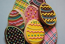easter cookies / by mchats