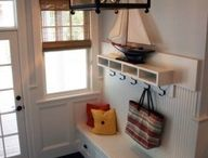 Mudroom / by Brooke Castrechini