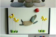 stone & rock creations