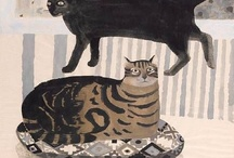 cats / by Fiona Jones