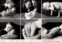 Baby photo ideas / Baby and Newborn photo ideas