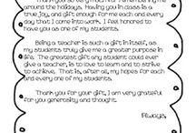 Student teacher gifts