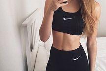 Sport's clothes