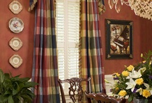 Window treatments / by Kay Harville