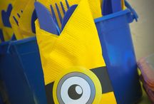 Minions Party / Birthday Party Ideas!