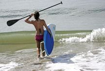 Stand Up Paddleboarding (SUP) / SUP shots