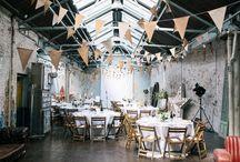 Urban & Industrial Wedding